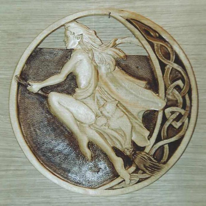 houtsnijwerk